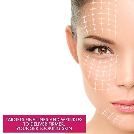 Amazon.com: Anti Aging Edad Crema Facial Noche y Día Retinol ...