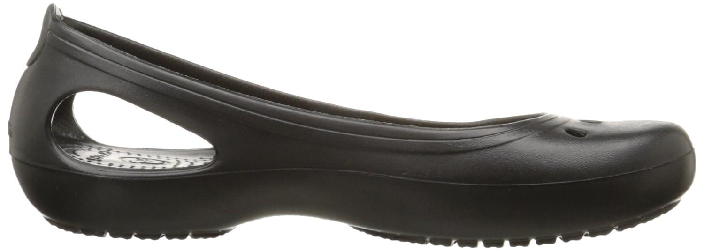 Crocs Flat Women's Kadee Flat Crocs B003XDVV3Q 5 M US Black/Black 8eb4f8
