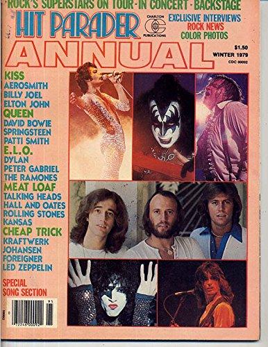 Hit Parader Magazine 1979 Annual QUEEN Kraftwerk DAVID BOWIE Foreigner PATTI SMITH Winter 1979 C