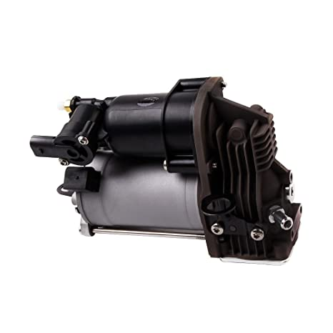 maXpeedingrods Bomba de aire compresor de suspensión neumática 164320050480 1643200004