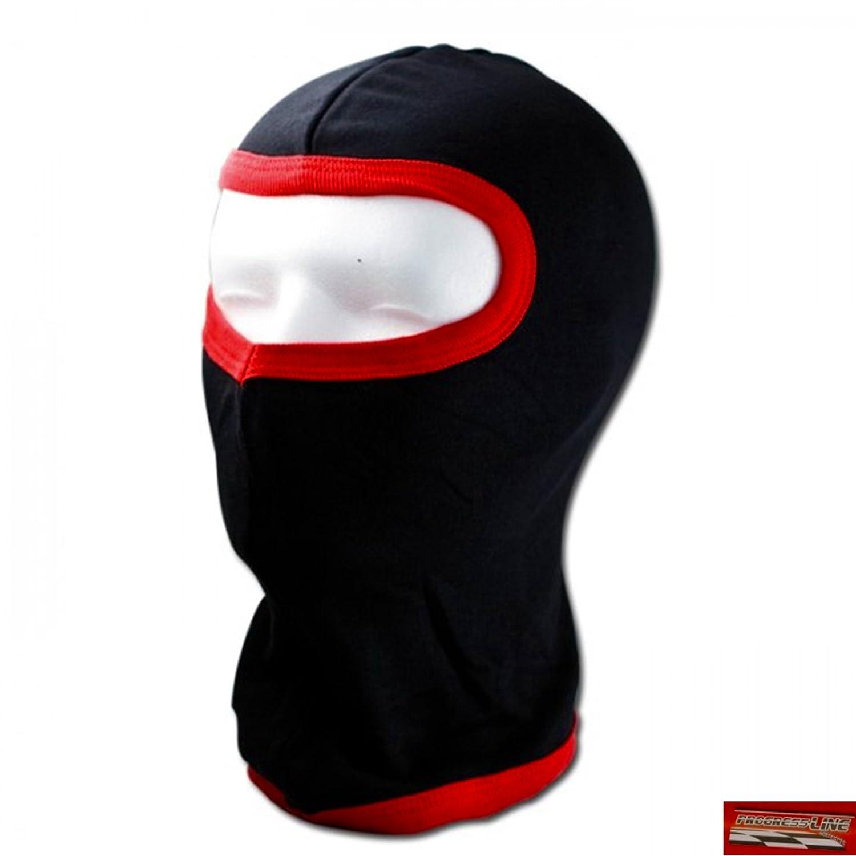 100/% Baumwolle leichte Ausführung Sturmhaube Standard schwarz