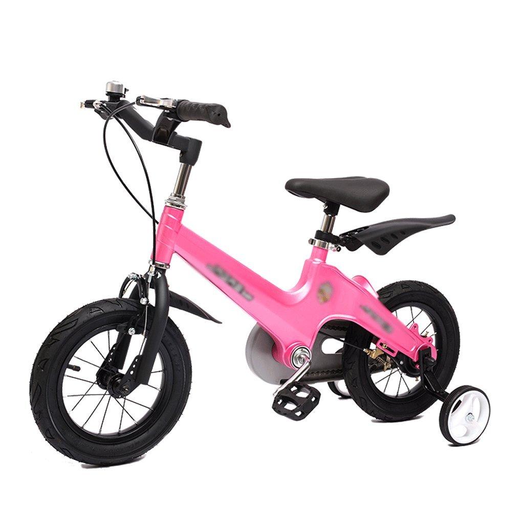 自転車 マグネシウム合金1フレーム子供用自転車2-3-4-6-7-8-9-10歳 (サイズ さいず : 12 inch) B07DPP8X73 12 inch 12 inch