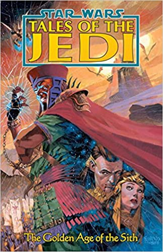 Amazon The Golden Age Of The Sith Star Wars Tales Of The Jedi