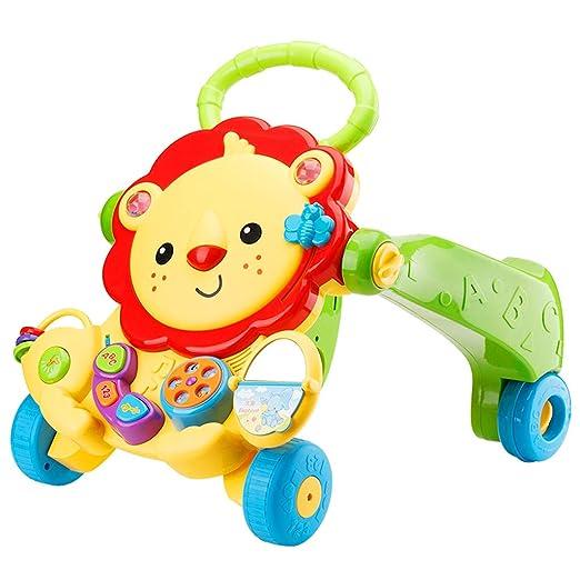 Andador de bebe Baby Walker Trolley Music Speed Ajustable Puede ...