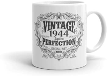 Born In 1944 Mug 74 Years Old Coffee Birthday Gift For Men Women