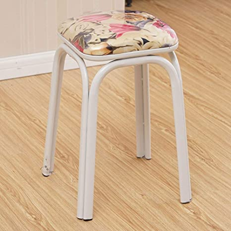 Peachy Amazon Com Ff Stool Footstool Work Stool Household High Pdpeps Interior Chair Design Pdpepsorg