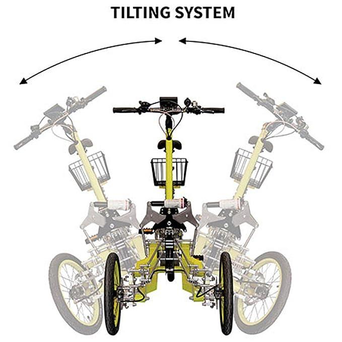 Eléctrico bicicleta EV4 plegable bicicleta 16