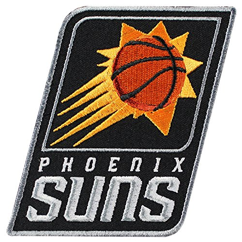 Phoenix Suns Team Logo Large Sticker Iron On NBA Basketball Patch Emblem by Patch Collection