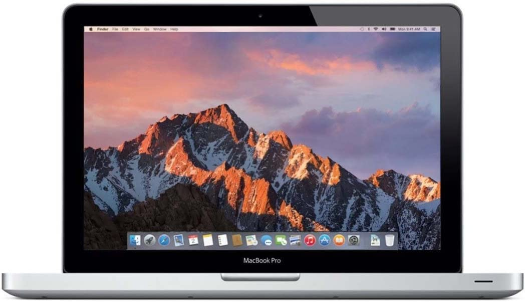 Apple MacBook Pro 13.3-Inch Laptop Intel Core i7 2.9GHz / 16GB DDR3 Memory / 1TB Solid State Hybrid Drive / MacOS 10.12 Sierra / ThunderBolt / USB 3.0 / DVD (Renewed)