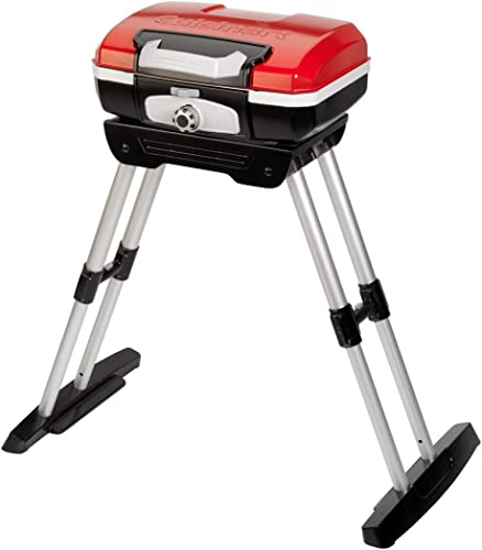 Quick-Connect Portable RV Propane Gas Grill with VersaStand [Cuisinart] Picture