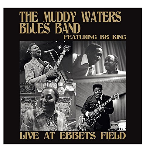 Live at Ebbets Field by Muddy Waters