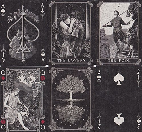 game of death playing cards - 9