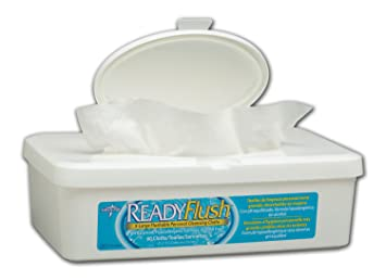 Wipe,readyflush,scented,9x13,24/pk