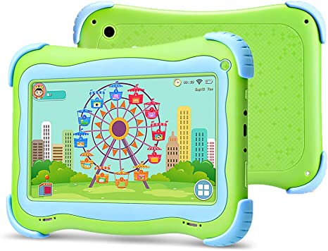 Amazon.com: Yuntab Kids Tablet Q91 7 inch Allwinner a33,1.5 ...