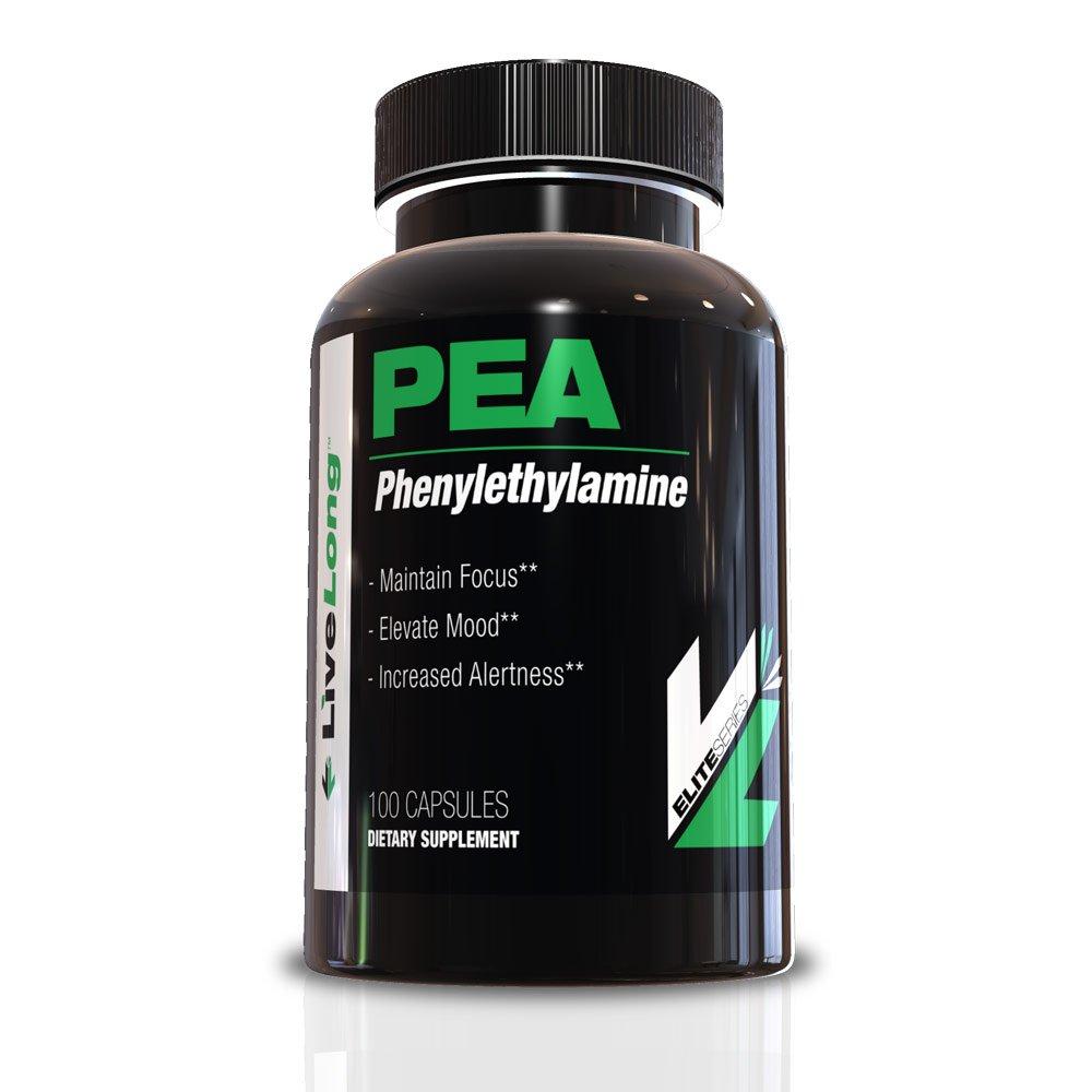 Pea pre workout