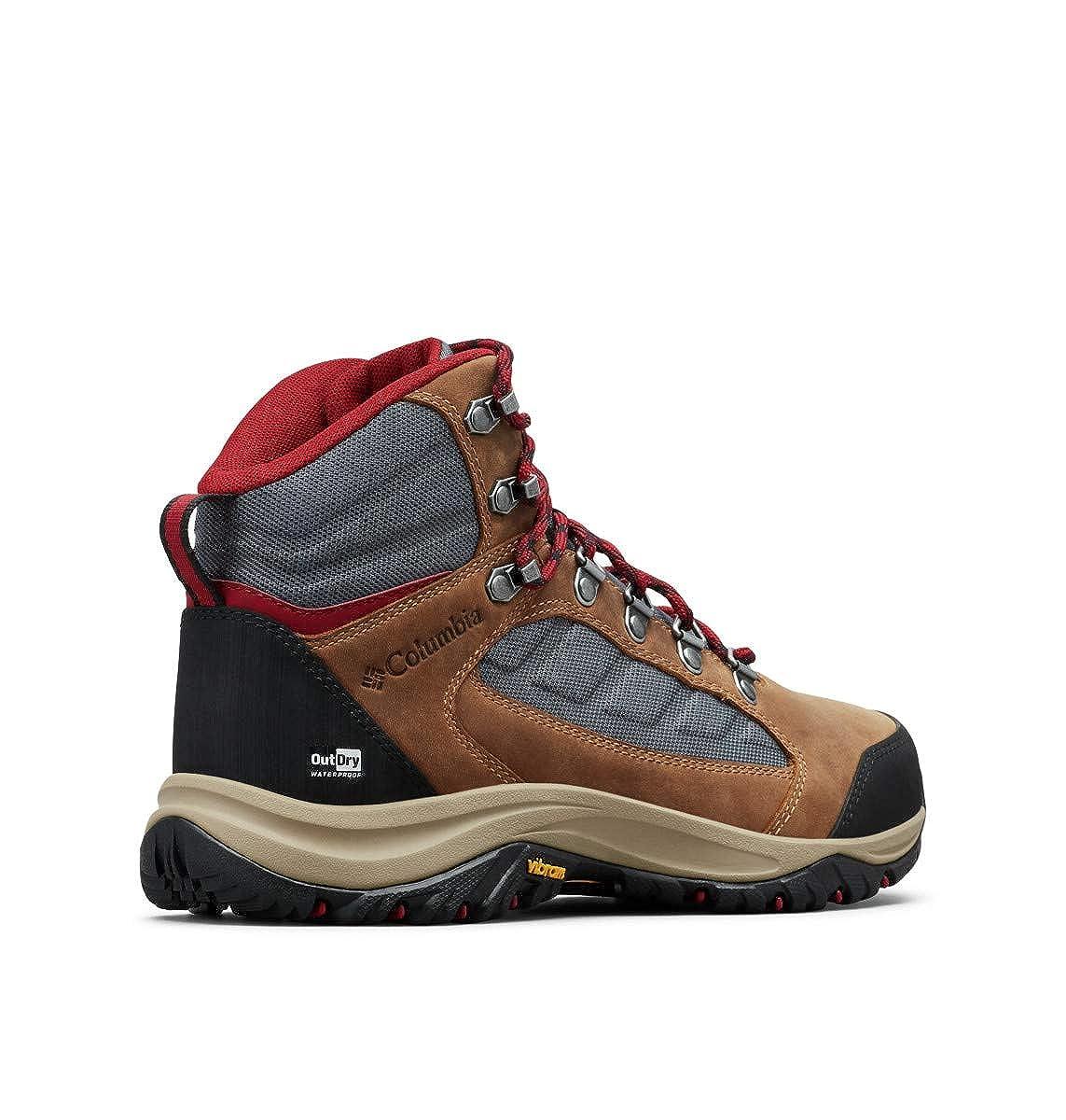 Chaussures de Randonn/ée Imperm/éables Femme Columbia 100mw Mid Outdry
