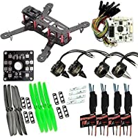 Xiangtat 250 mm Quadcopter Race Copter Frame Kit ARF+ CC3D Flight Controller + MT2204 2300KV Motor + Simonk 12A ESC + 5030 propeller