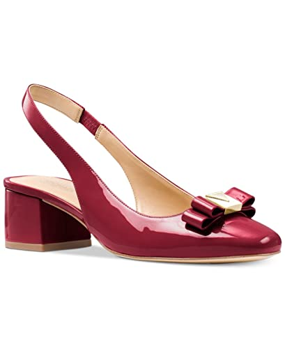 298f9f89776 Image Unavailable. Image not available for. Color  Michael Michael Kors  Caroline Slingback ...