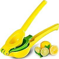 Metal Manual Squeezer, Hand Press Juicer for Lemon Lime Citrus Fruit