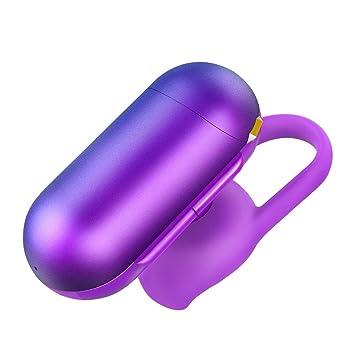 Hillrong QCY Q12 - Auriculares in-Ear inalámbricos Bluetooth V4.1 estéreo con micrófono: Amazon.es: Electrónica