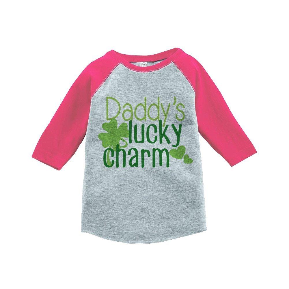 Toddler Girl St Pattys Day Shirt