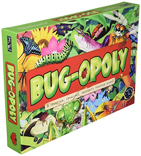 Bug-Opoly Monopoly Board Game ()