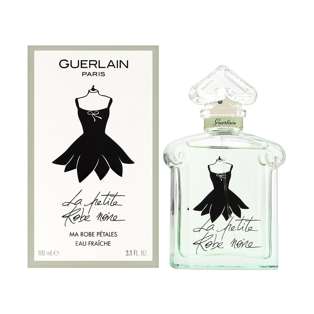La Petite Robe Noire Ma Robe Petales Eau Fraiche By Guerlain For Women Edt Spray 3.3 oz