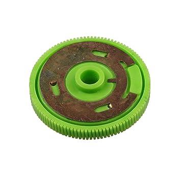 Bross bge19 Motor del limpiaparabrisas trasero Reparación Gear: 6 x ...