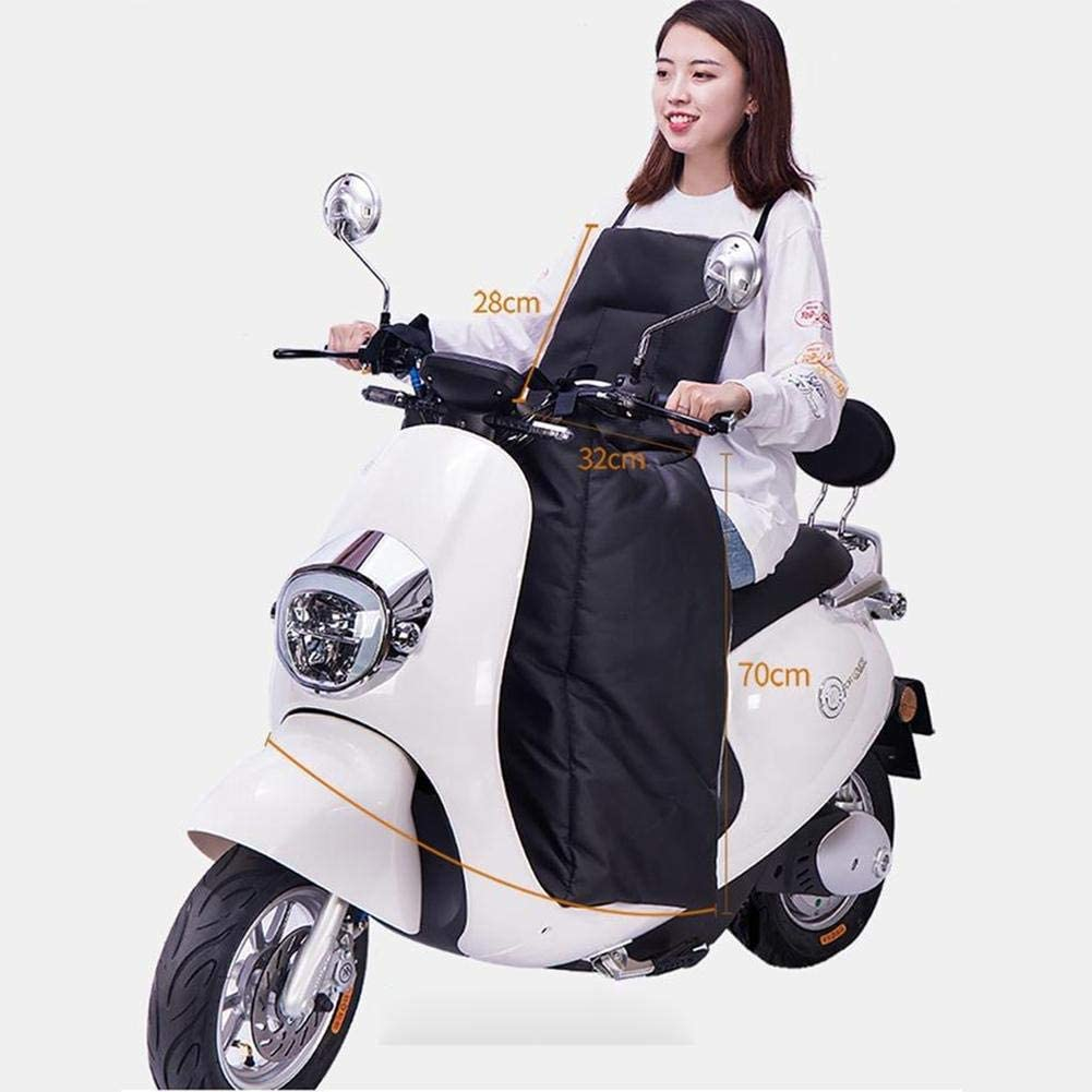 Leather Gloves Waterproof Windproof Yunhigh-uk Leg Apron Cover Protective with Winter Handlebar Muffs for Scooter Warm Legs and Hands for Driver