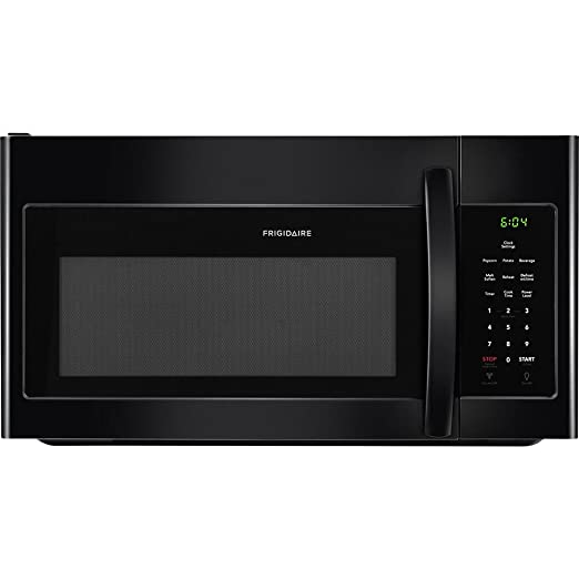 Amazon.com: Frigidaire Negro over-the-range Microondas: Aparatos