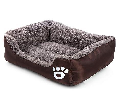 lovecabin Colchon Ortopedico Perro Colchon Sofa Cama para Cómodo Lavable Perros Medianos Pequeño