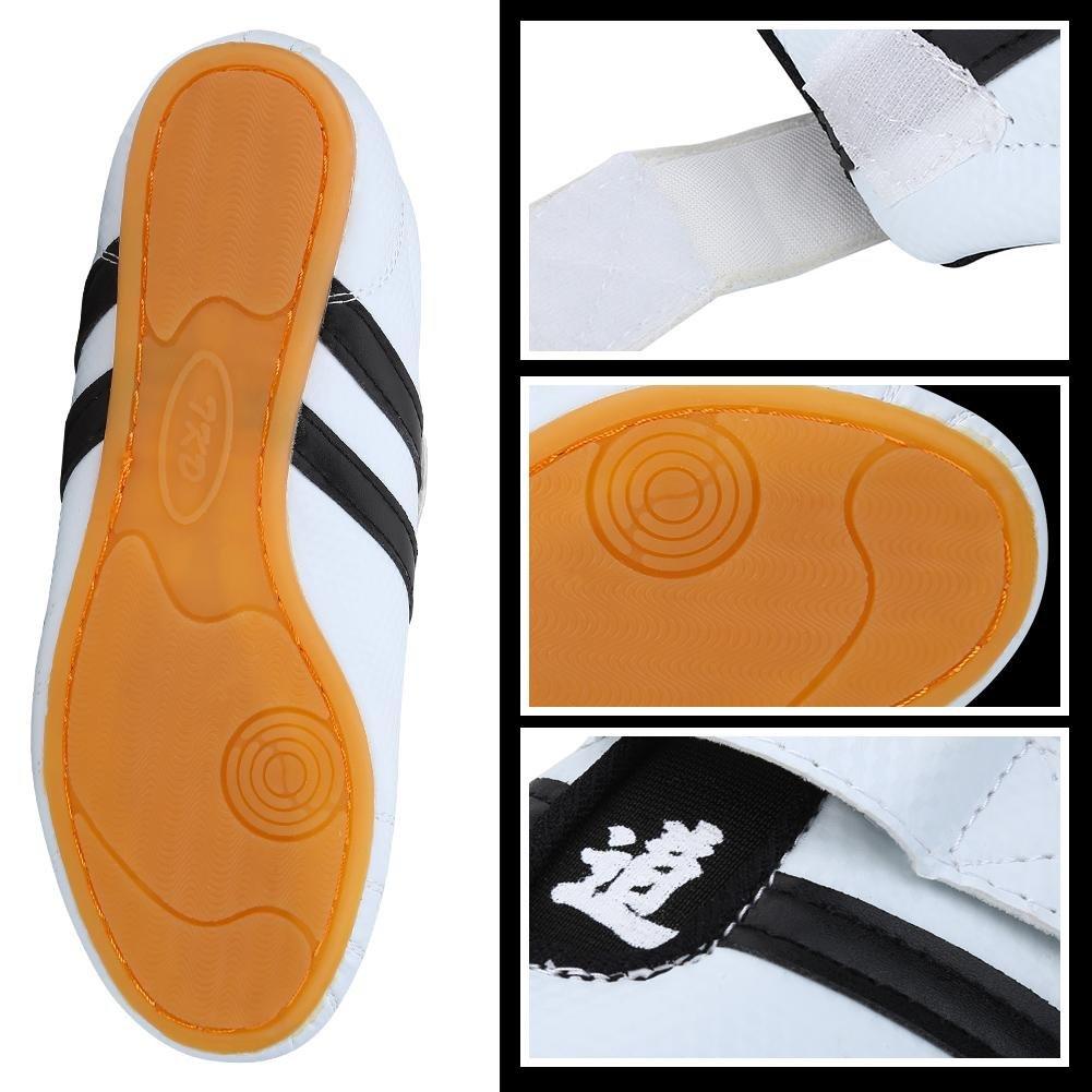 Boxeo Deportivo Kung fu Taichi Zapatos Ligeros para Adultos y ni/ños VGEBY1 Zapatos de Taekwondo