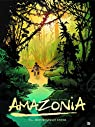 Amazonia, Tome 1 : Reportage en enfer par Otéro