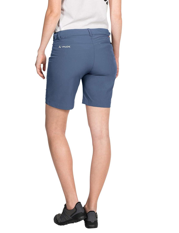 Kurze Wanderhose Pantal/ón Mujer VAUDE Womens Farley Stretch Short