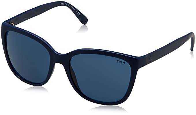 Amazon.com: Polo Ralph Lauren ph4114 de la mujer anteojos de ...