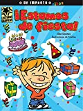 img - for  Estamos de fiesta! (Lecturas Grficas / Graphic Readers) (Spanish Edition) book / textbook / text book