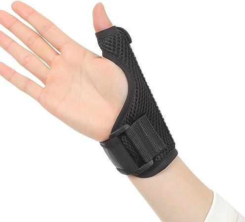 骨折 テーピング 親指
