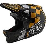 Troy Lee Designs D3 Fiberlite Raceshop Adult Off-Road BMX Cycling Helmet