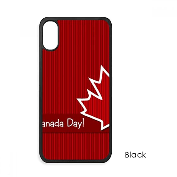 lower price with 5306d 698d2 Amazon.com: Canada Flavor Happy Canada Day for iPhone XS Max Cases ...