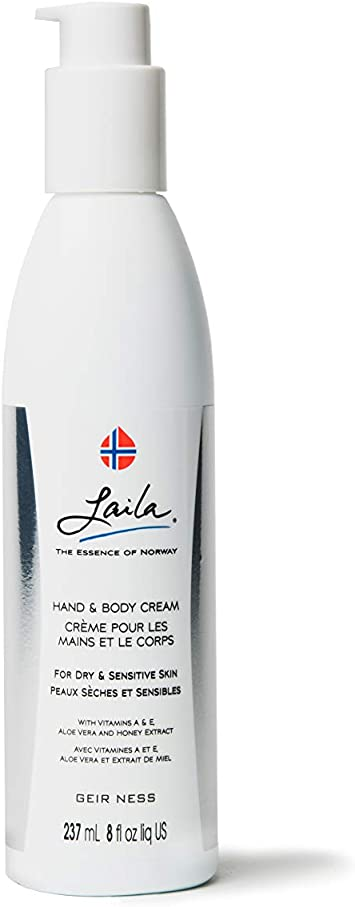 Laila hand and body cream | Body cream, Body, Cream
