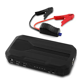 Amazon.com: SNAN coche cargador de batería 400 A Peak 12000 ...