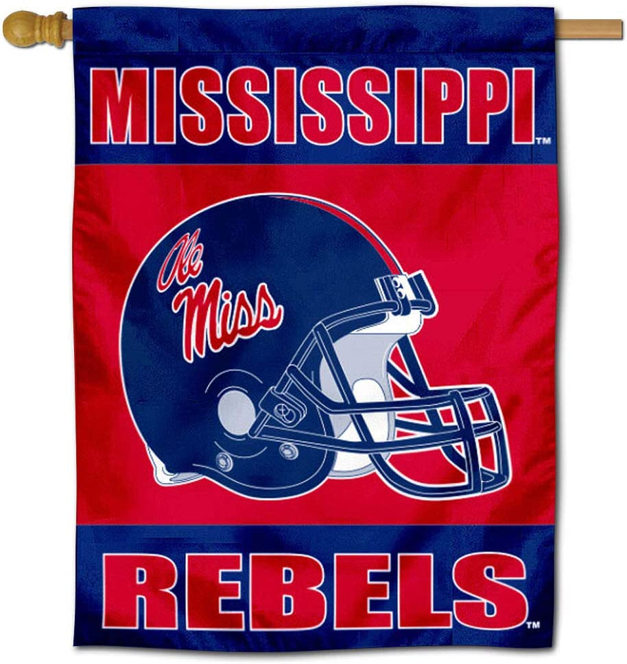 Ole Miss 4x6 Flag College Flags /& Banners Co