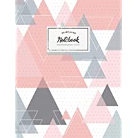 Notebook: Beautiful Scandinavian Design ★ Personal Notes ★ Daily Diary ★ Office Supplies 8.5 X 11 - Big Notebook 150 Pages College Ruled