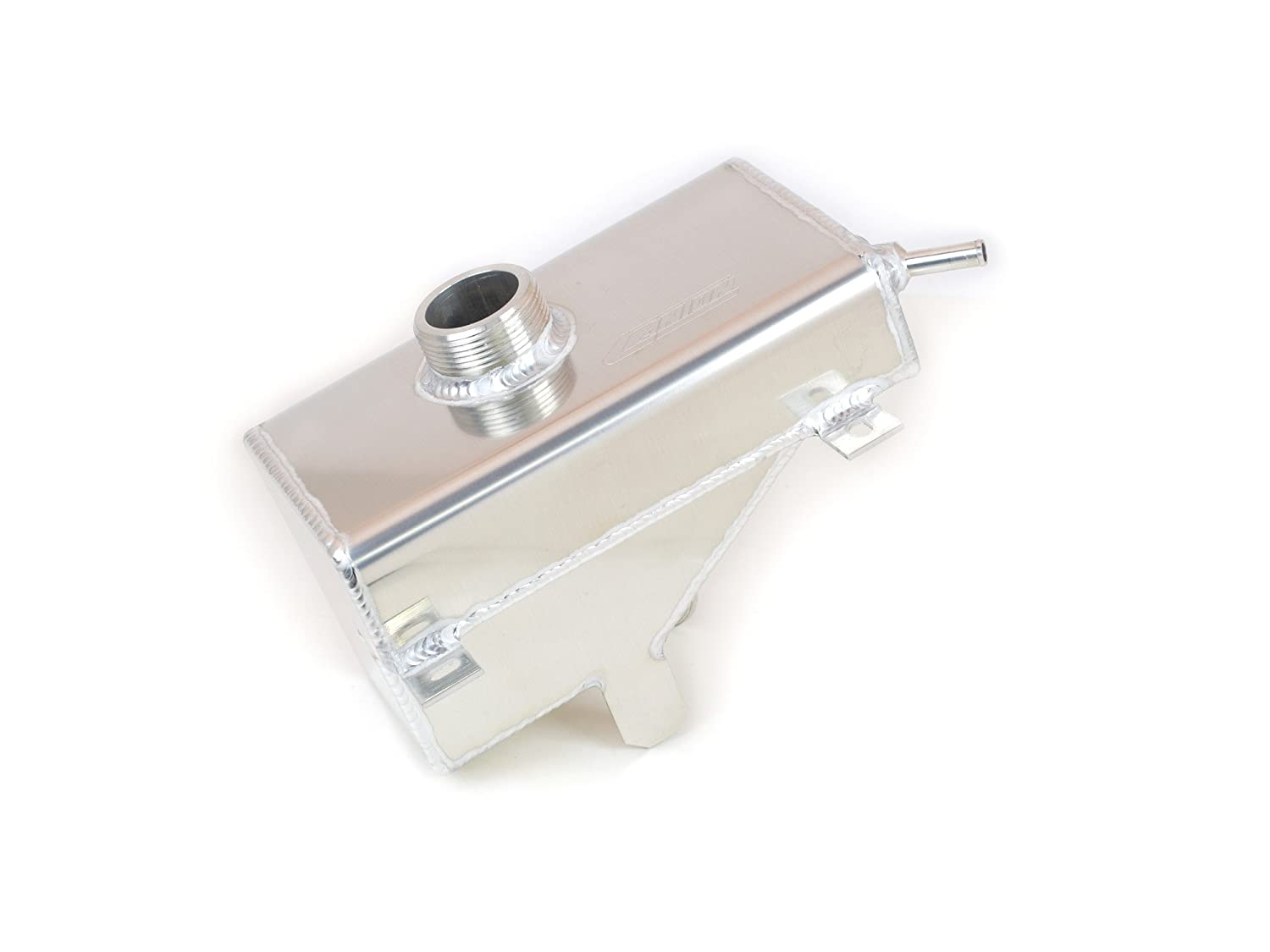 Canton Racing 80-236S Aluminum Expansion Tank 05-09 Mustang 11-14 GT 500 W Stock Neck, 1 Pack