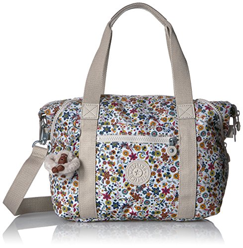 Kipling Art S Bag, Chatty Daisies by Kipling