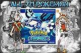 eon ticket - Unlocked Pokemon Alpha Sapphire with all 721 Shiny Battle Ready Pokemon, Items, and More!