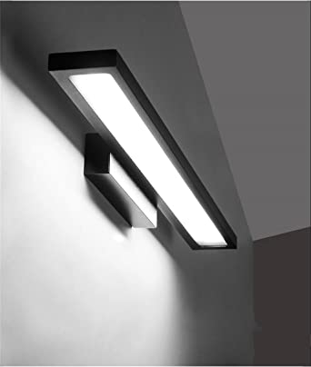 JJJJD Spiegel Scheinwerfer Badezimmer Wandleuchte LED Spiegel Lampe ...