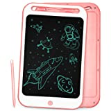 LCD Writing Tablet Richgv 10 Inches Electronic Writing & Drawing Doodle Board with Memory Lock Digital Writing Pad for Kids a