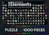 Elements Puzzle: 1000 Pieces
