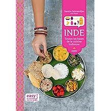 Inde - Toutes les bases de la cuisine indienne (Easy) (French Edition)